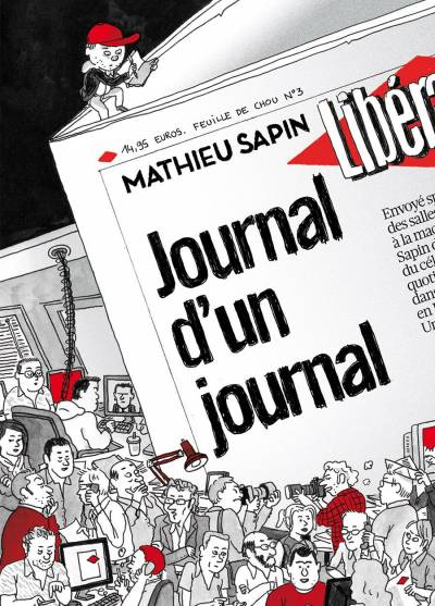 JOURNAL D'UN JOURNAL – NED