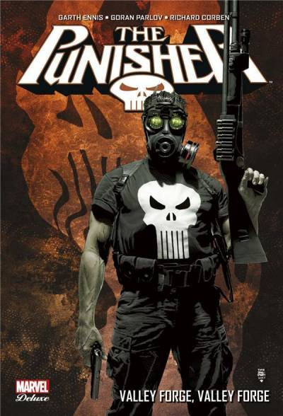 THE PUNISHER #7: VALLEY FORGE, VALLEY FORGE