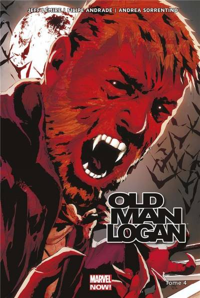OLD MAN LOGAN ALL-NEW ALL-DIFFERENT #4
