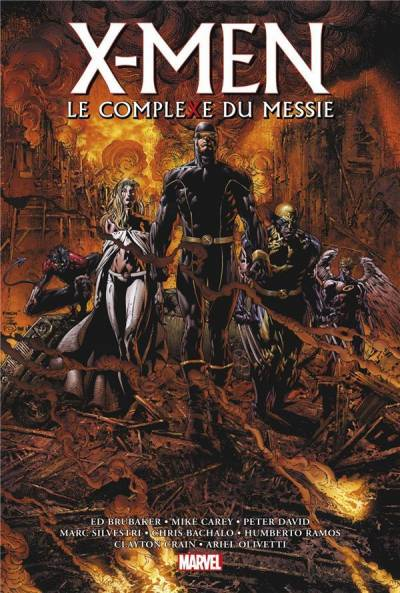 X-MEN: LE COMPLEXE DU MESSIE