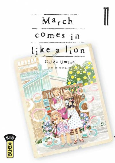 MARCH COMES IN LIKE A LION #11