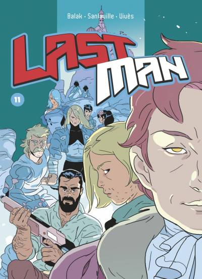 LASTMAN #11: EDITION COLLECTOR