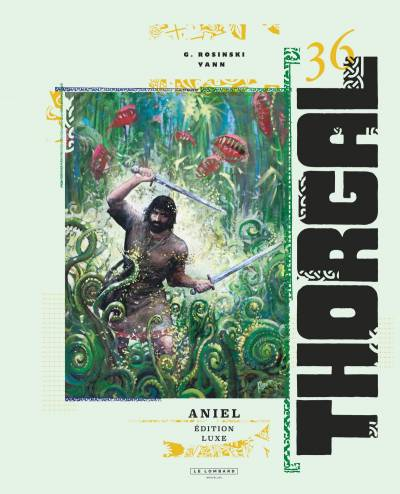 THORGAL #36: ANIEL – EDITION LUXE