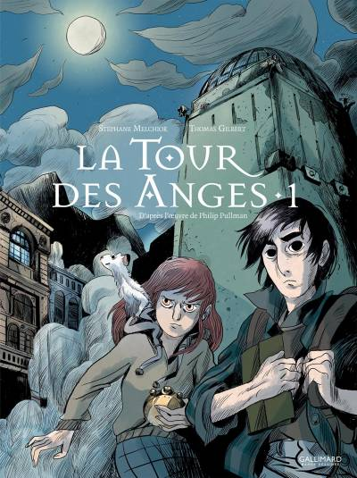 LA TOUR DES ANGES #1