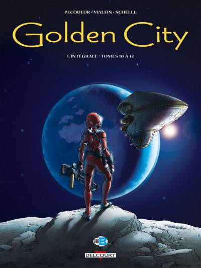 GOLDEN CITY: INTÉGRALE T10 A 12
