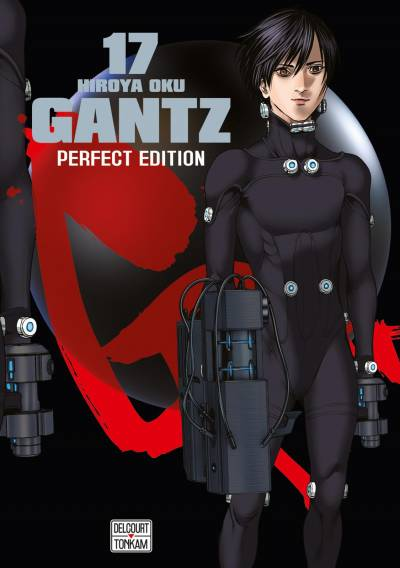 GANTZ #17: PERFECT EDITION