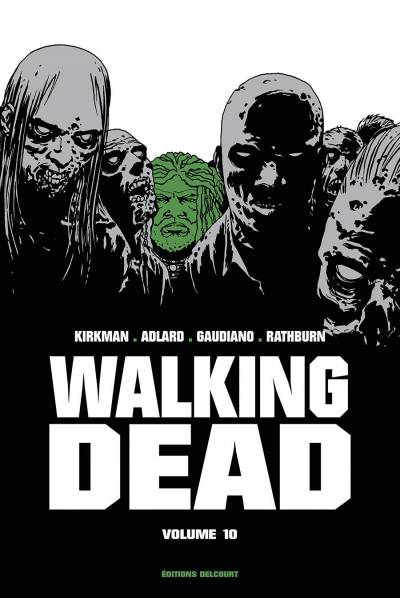 WALKING DEAD #10: EDITION PRESTIGE