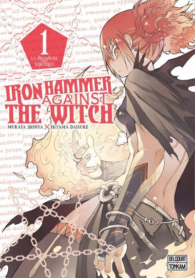 IRON HAMMER AGAINST THE WITCH #1