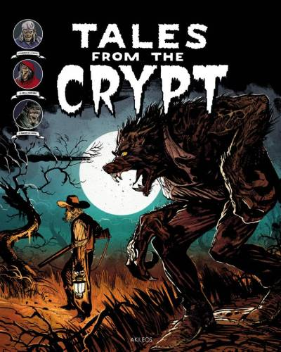 TALES FROM THE CRYPT #5: TALES FROM THE CRYPT + LIVRET DES COUVERTURES ORIGINALES
