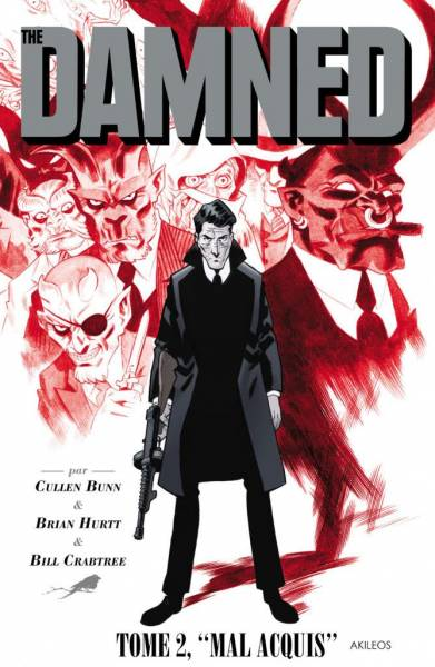 THE DAMNED #2: MAL ACQUIS
