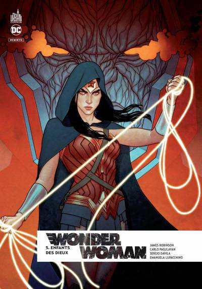 WONDER WOMAN REBIRTH #5