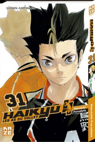 HAIKYU!! LES AS DU VOLLEY #31