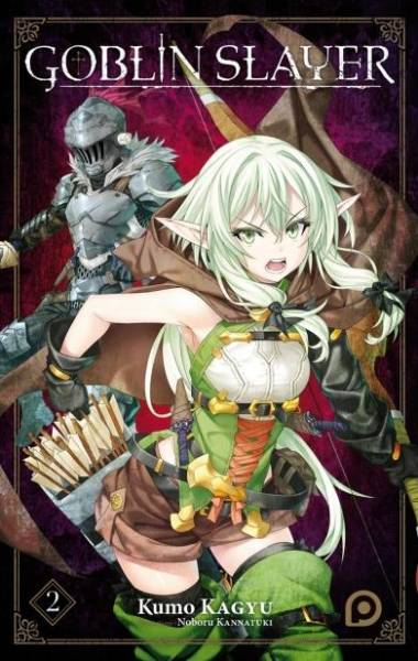 GOBLIN SLAYER #2: LIGHT NOVEL