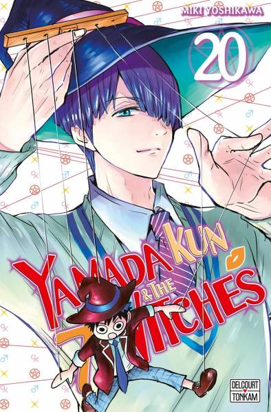YAMADA-KUN & THE 7 WITCHES #20