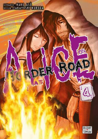 ALICE ON BORDER ROAD #4
