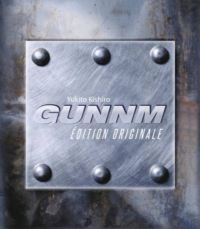 GUNNM: EDITION ORIGINALE – COFFRET TOMES 01 A 09
