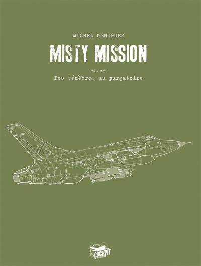 MISTY MISSION #3: NB GRAND FORMAT
