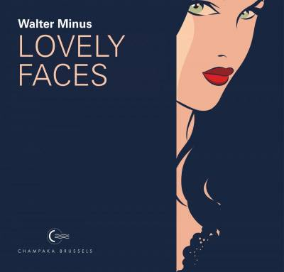 BEAUX-LIVRES / ARTBOOK CHAMPAKA #2: WALTER MINUS – LOVELY FACES