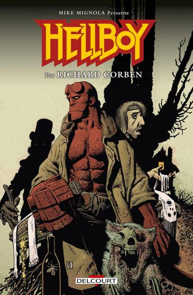 HELLBOY: EDITION SPECIALE RICHARD CORBEN