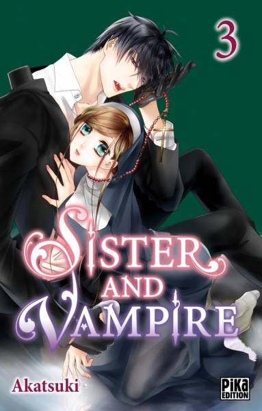 SISTER AND VAMPIRE #3