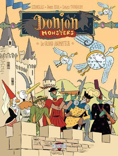 DONJON MONSTERS #11: LE GRAND ANIMATEUR