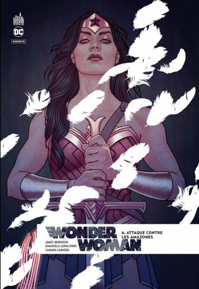 WONDER WOMAN REBIRTH #6