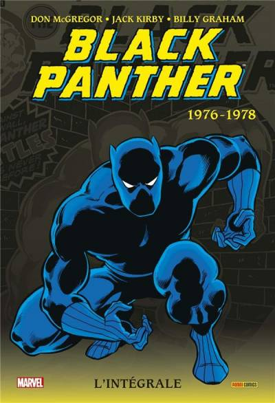 BLACK PANTHER: INTEGRALE 1976-1978