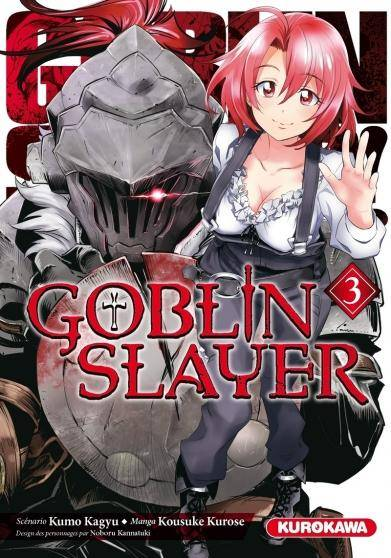 GOBLIN SLAYER #3