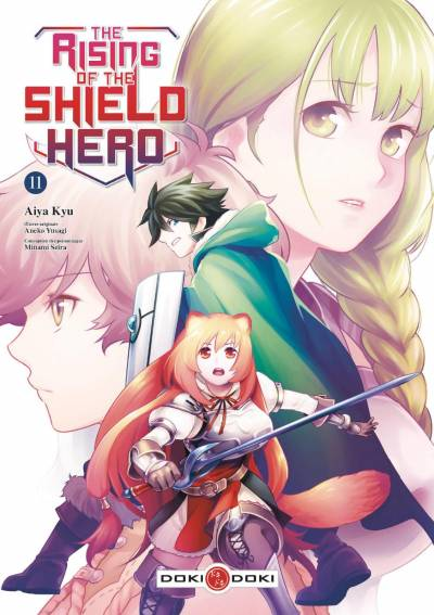 THE RISING OF THE SHIELD HERO #11