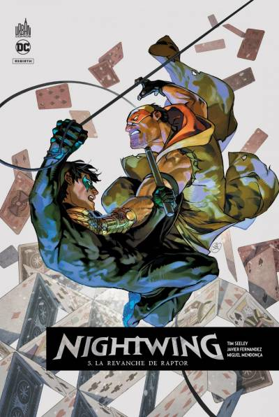 NIGHTWING REBIRTH #5