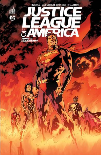 JUSTICE LEAGUE OF AMERICA #6
