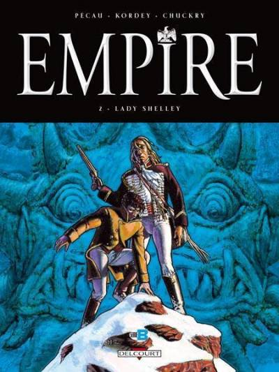 EMPIRE #2: LADY SHELLEY