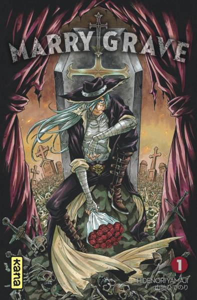MARRY GRAVE #1