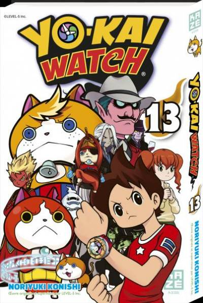 YO-KAI WATCH #13