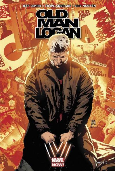 OLD MAN LOGAN ALL-NEW ALL-DIFFERENT #5