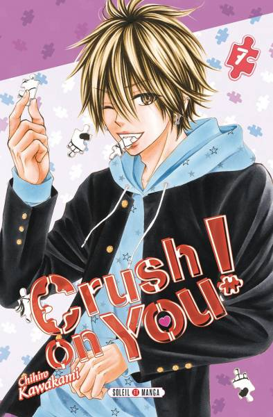 CRUSH ON YOU ! #7