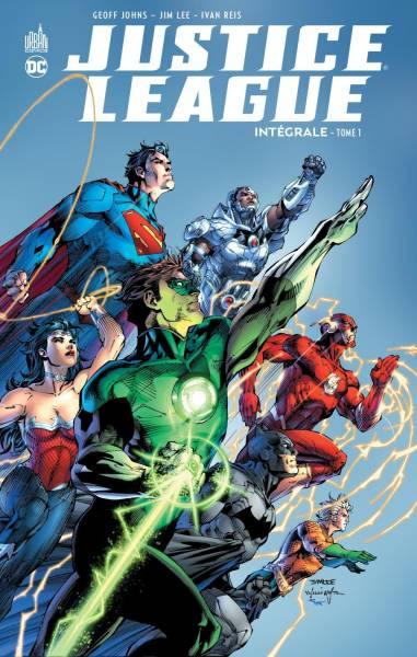 JUSTICE LEAGUE #1: INTEGRALE