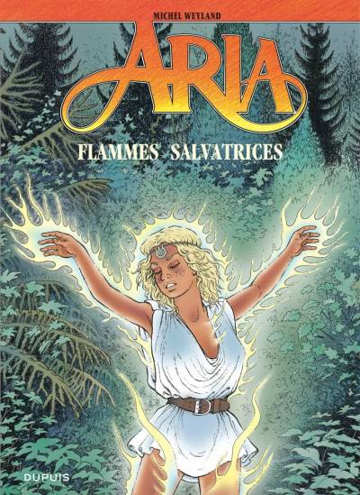 ARIA #39: FLAMMES SALVATRICES