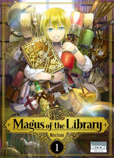 MAGUS OF THE LIBRARY #1