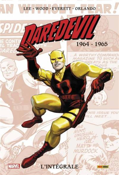 DAREDEVIL: INTEGRALE 1964-1965