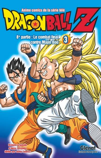 DRAGON BALL Z #3: LE COMBAT FINAL CONTRE MAJIN BOO