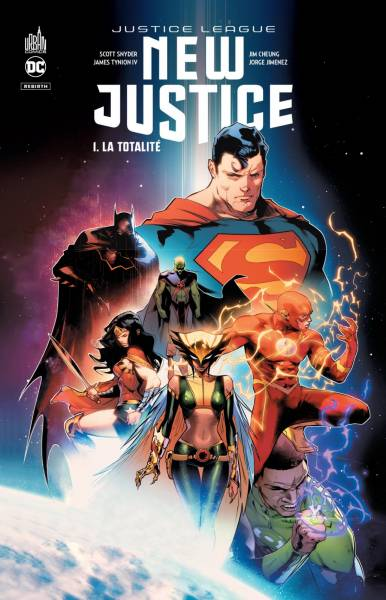 NEW JUSTICE #1