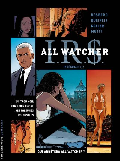 ALL WATCHER #1: INTEGRALE