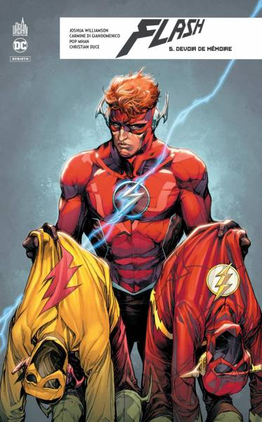 FLASH REBIRTH #5