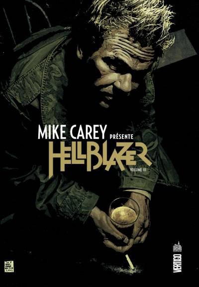 MIKE CAREY PRESENTE HELLBLAZER #3