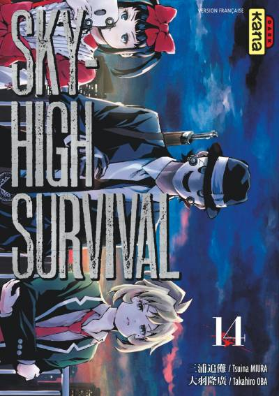 SKY-HIGH SURVIVAL #14