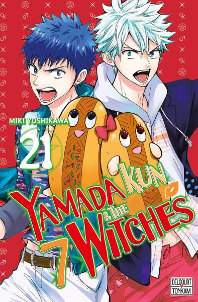 YAMADA-KUN & THE 7 WITCHES #21