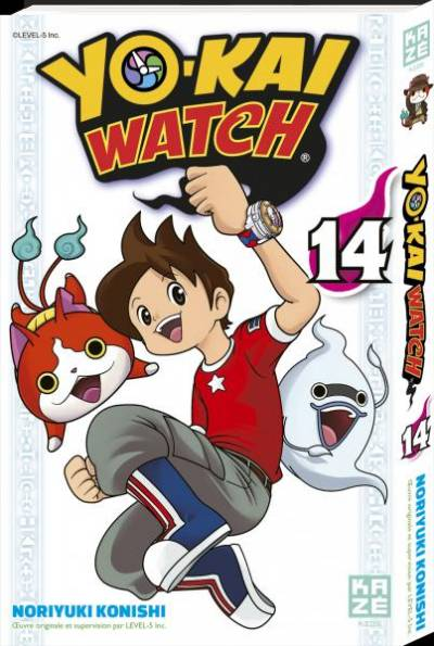 YO-KAI WATCH #14