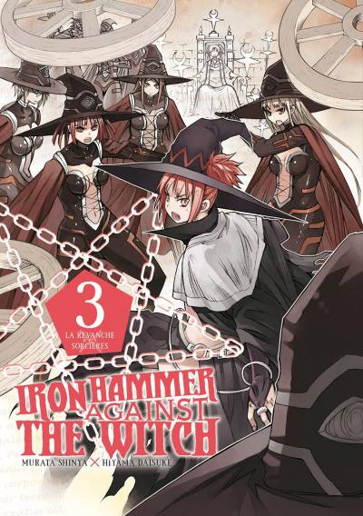IRON HAMMER AGAINST THE WITCH #3