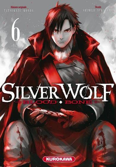 SILVER WOLF – BLOOD, BONE #6